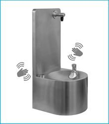 *Coming Soon* FONT30CL Contactless Wall-Mounted Fountain