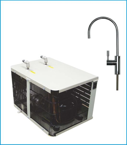 *Coming Soon* UC800MC Undersink Chiller With Swan Neck Tap
