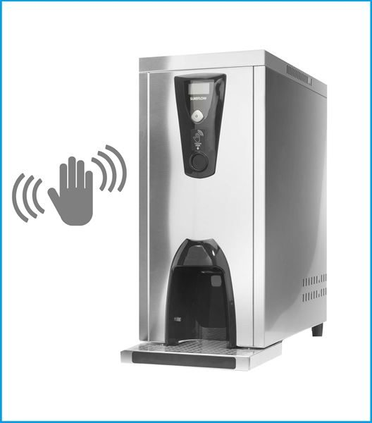 AA1000TF Touch Free Dispense Water Boiler