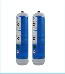 CO2 - 2 canisters