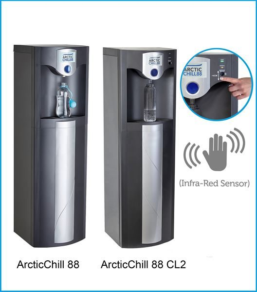 ArcticChill 88 & 88 Contact-less Water Coolers
